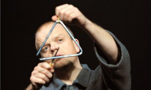 No matter how well you master that triangle, it's still only one of many instruments needed for a symphony!