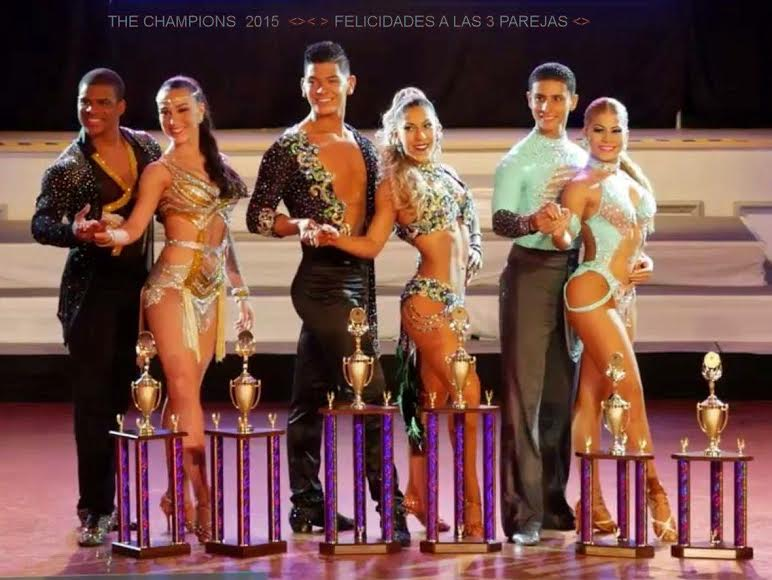 World Salsa Summit Champions