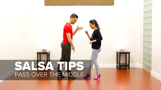 Salsa Tip - How to Improve your Salsa Basic Step