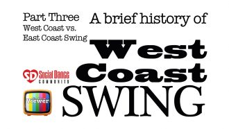 West Coast Swing History 3